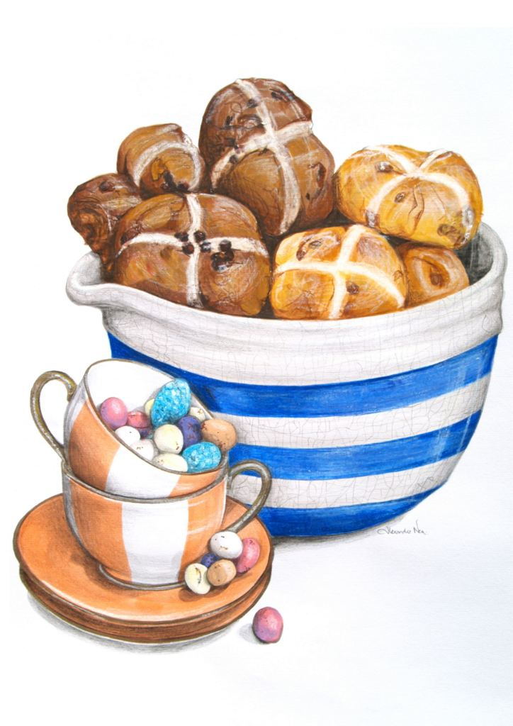 Hot Cross Buns lowres